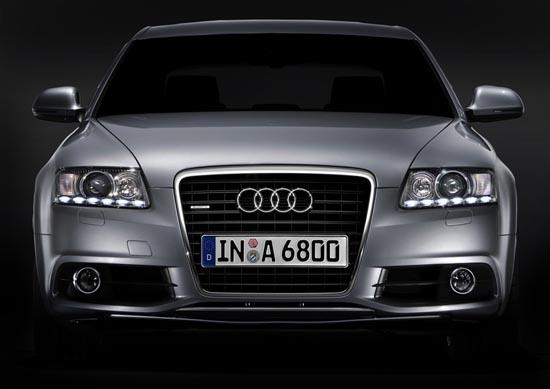 Audi A6 Prijslijst