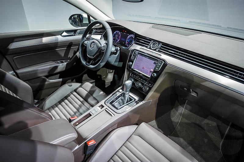 Prijzen En Video Volkswagen Passat Model 2015 Volkswagen