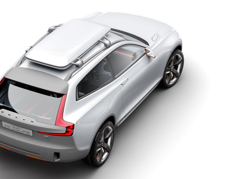 De Volvo Concept XC Coupe - Volvo - Autoliefhebber.com