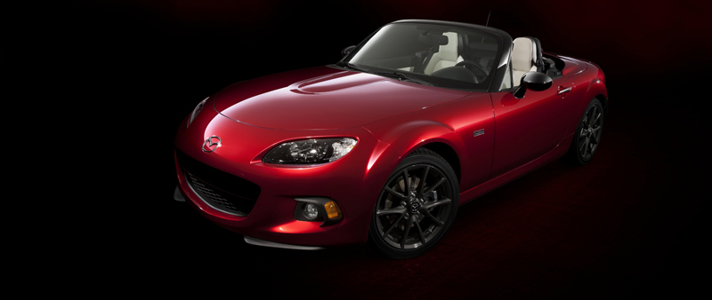 Mazda onthult speciale editie MX-5 in New York