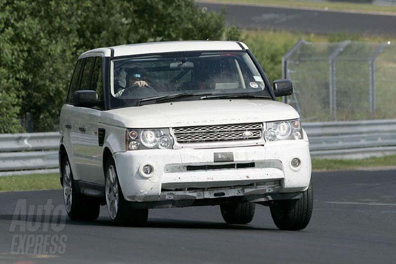 Range Rover Sport Spyshots Landrover Autoliefhebber Com