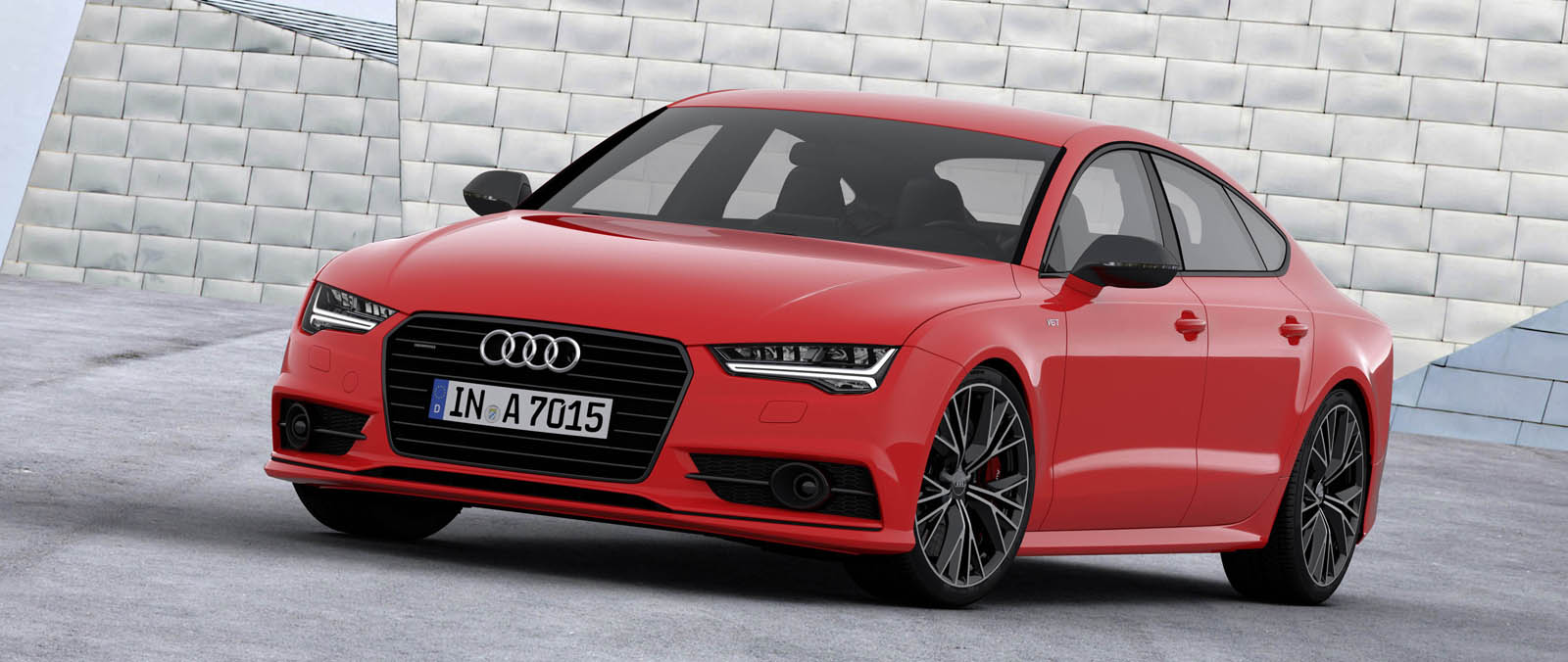 Audi A6 en A7 Sportback in competition-uitvoering