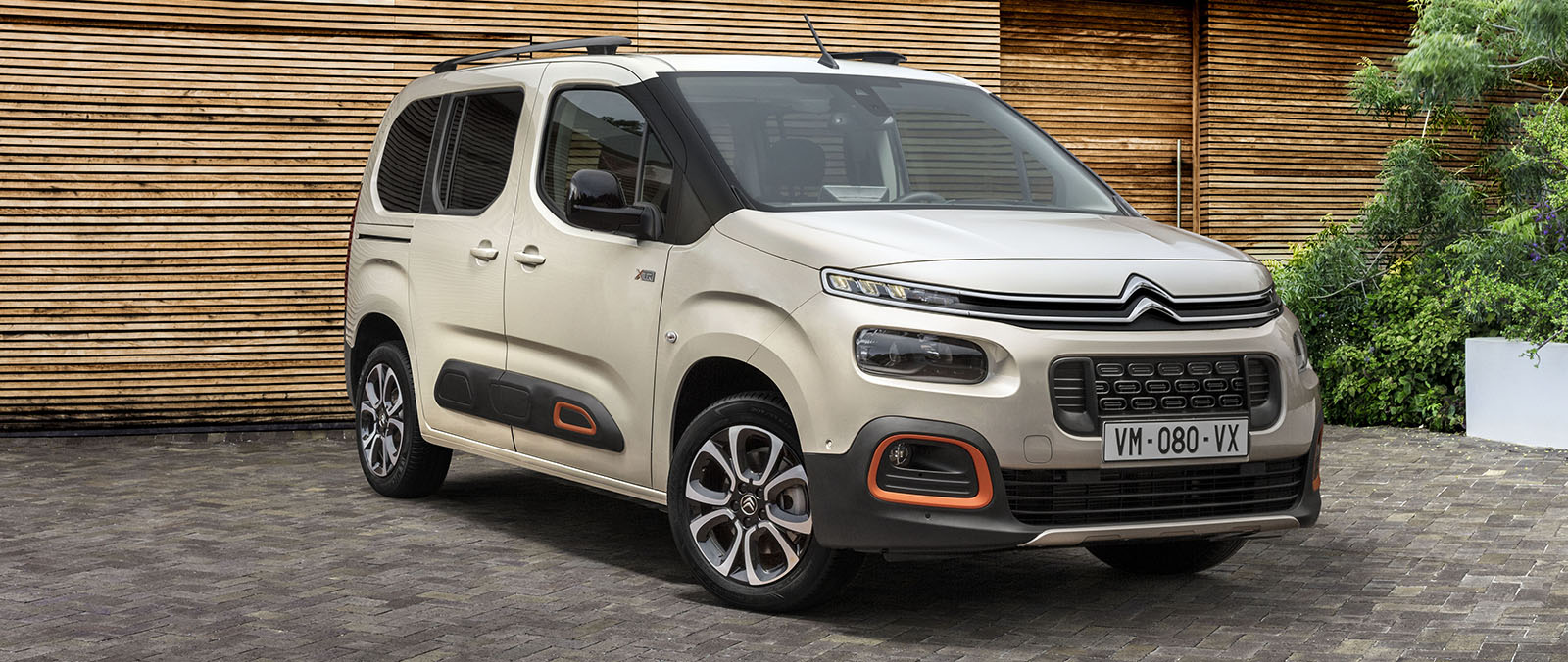 Citroen presenteert 3e generatie Berlingo