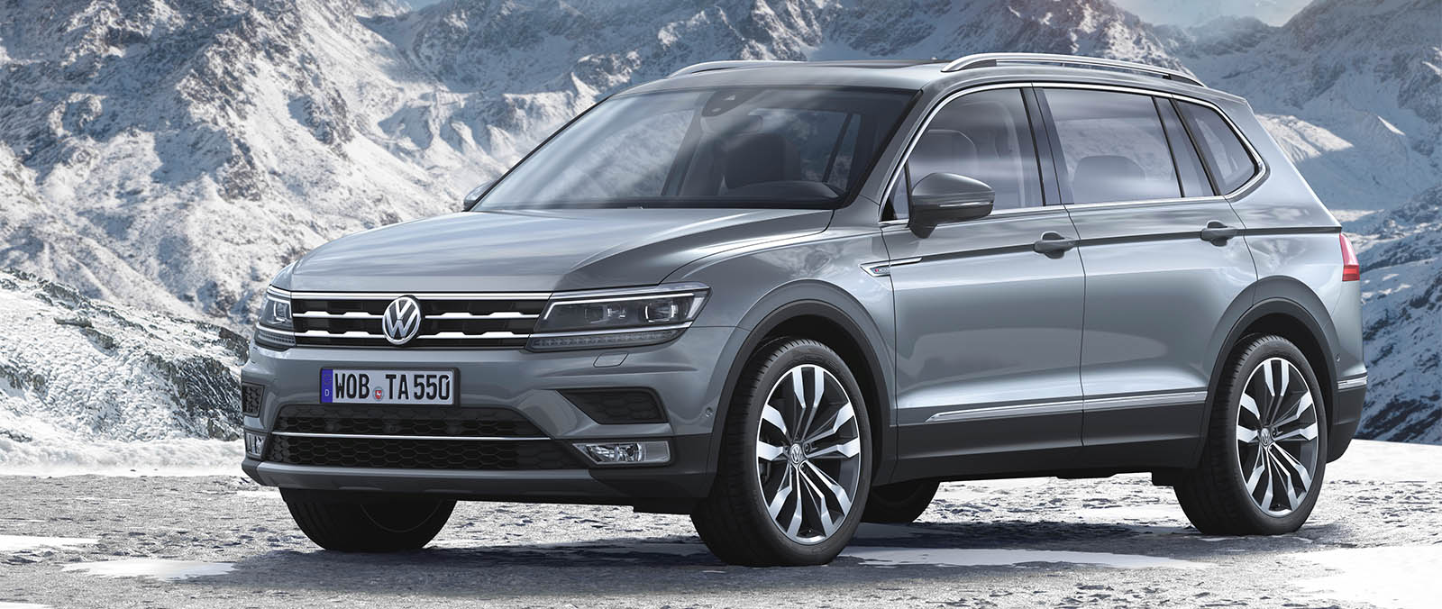 nieuwe volkswagen tiguan allspace volkswagen. Black Bedroom Furniture Sets. Home Design Ideas