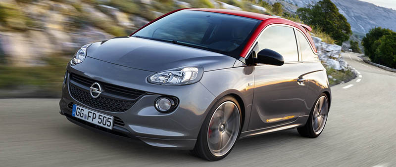 Opel ADAM S debuteert in Parijs