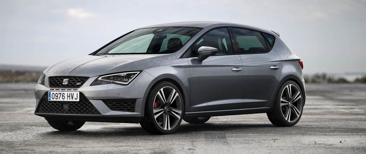 Seat Leon Cupra 280 is sensationeel snel