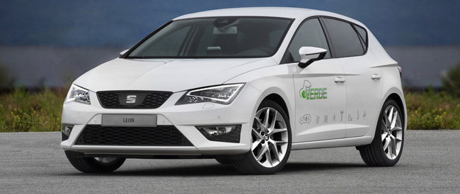 Video Seat Leon Verde plug-in hybride prototype