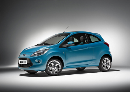 Ford Ka - officiele foto's