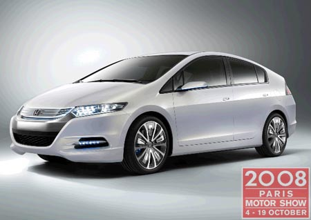Honda Insight Hybride
