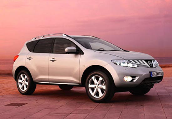 Nissan Murano wordt business-crossover