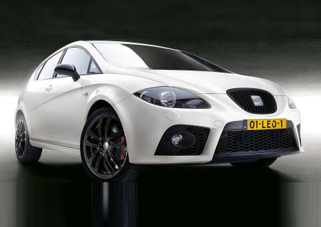 Seat introduceert Leon Cupra 310 Limited Edition