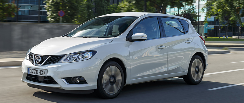 Nissan Pulsar is verrassing in het C-segment