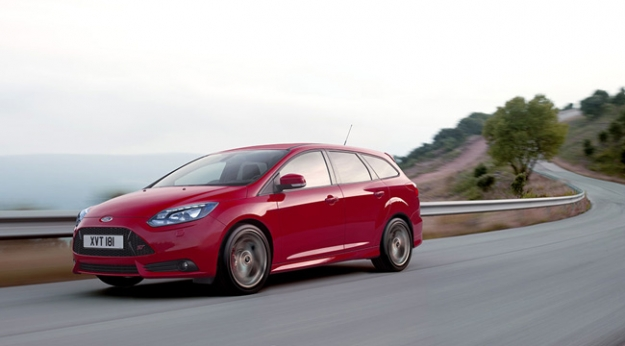 Ford Focus ST Wagon is HOT