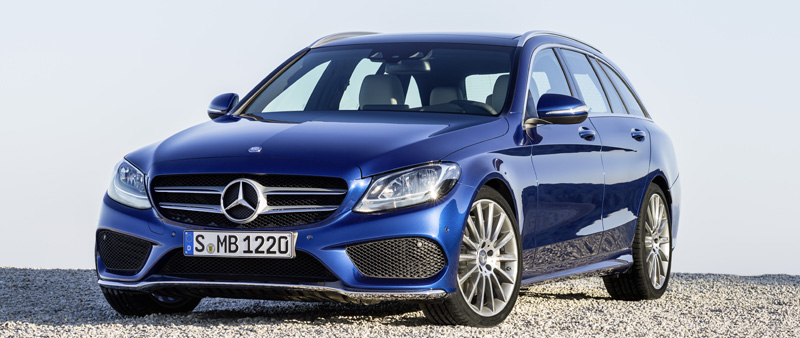 Mercedes C-Klasse Estate is emotioneel-sportief