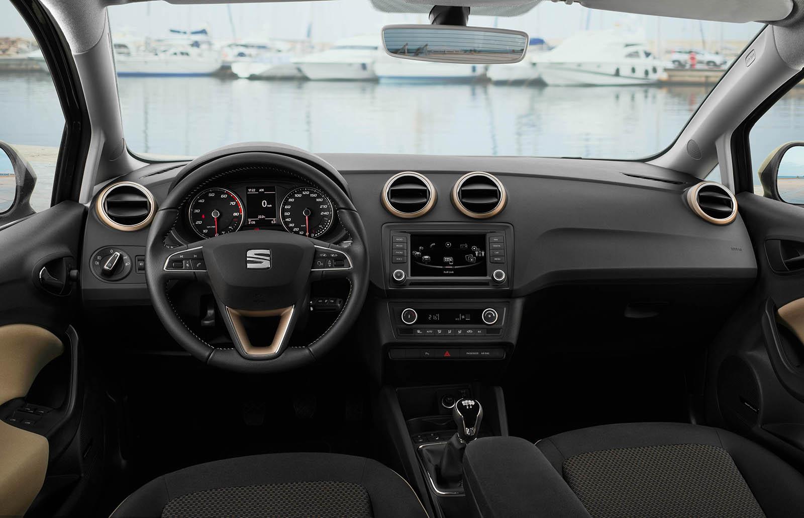 Seat ibiza heeft nieuwe motoren seat for Auto interieur styling