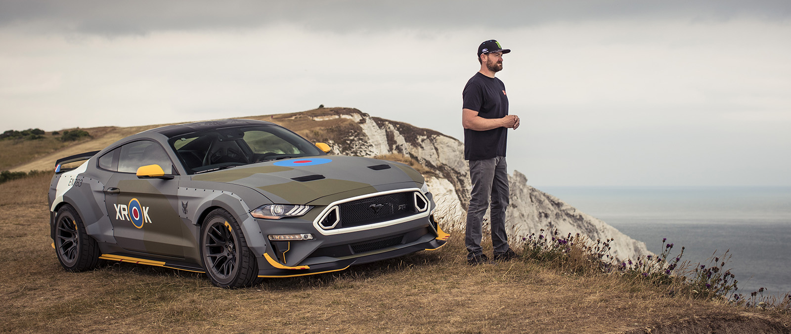 Ford Mustang GT Eagle Squadron is uniek
