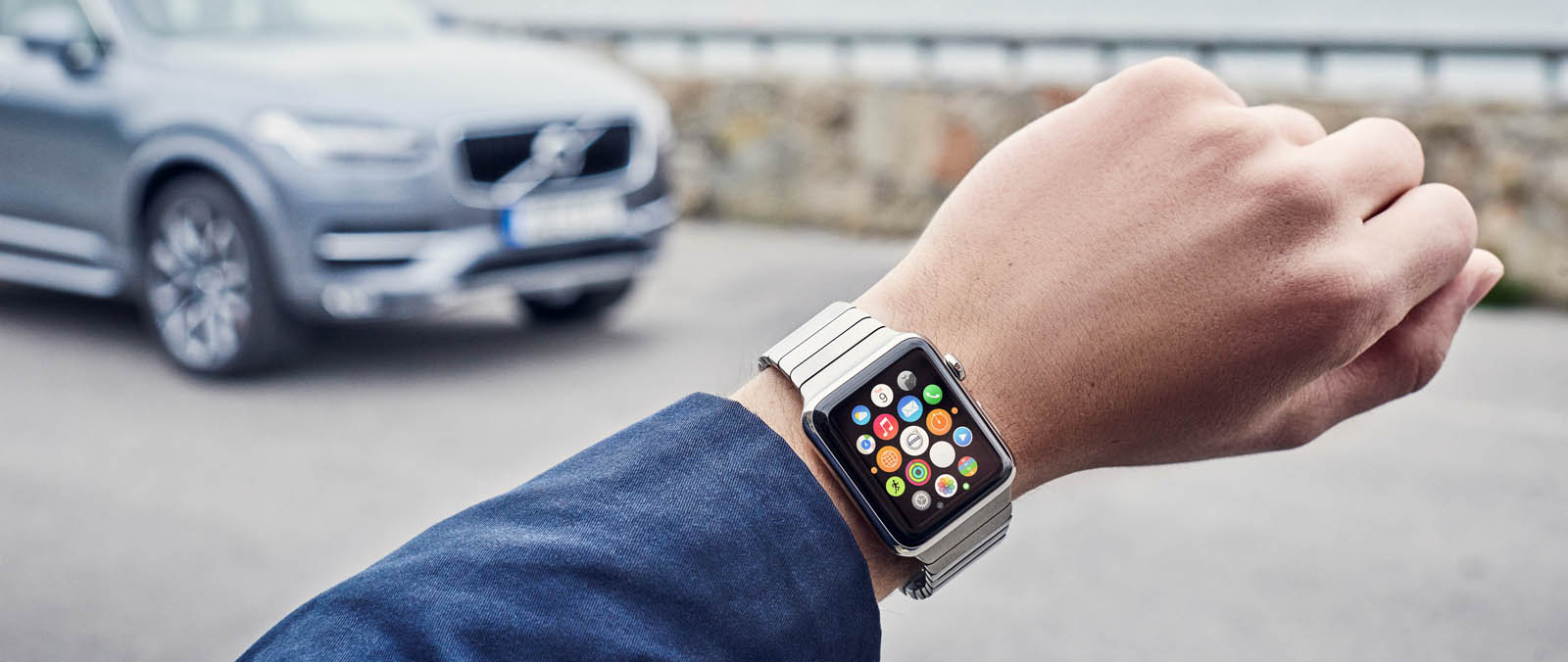 Volvo On Call nu ook voor Apple Watch
