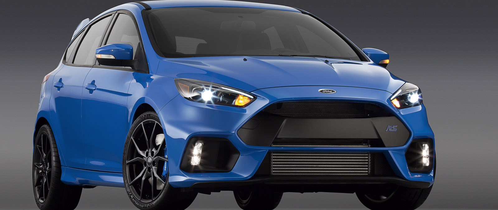Ford Focus RS begin 2016 in Nederland