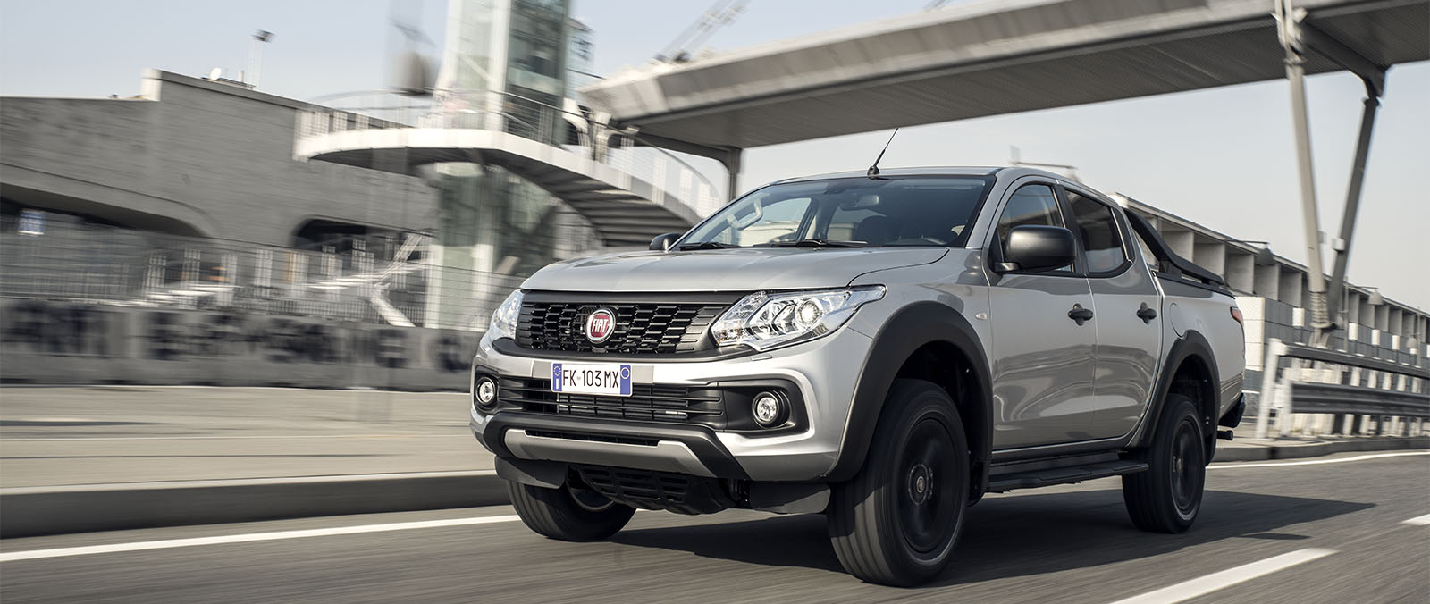 Fiat Fullback Cross ruige pick-up