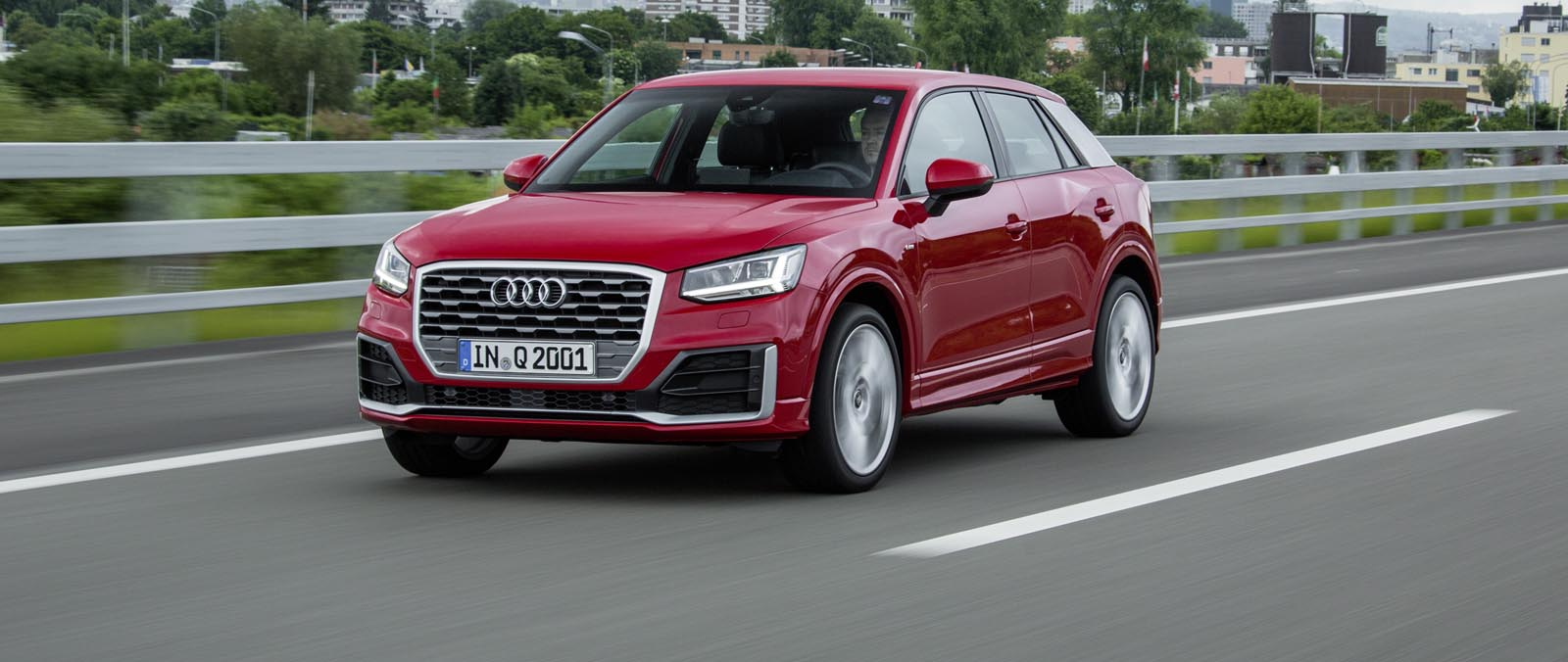 Audi Q2: compact, sportief en hightech