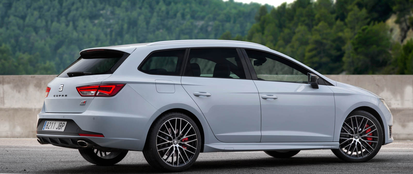seat leon st cupra 280 snelste stationwagon seat. Black Bedroom Furniture Sets. Home Design Ideas