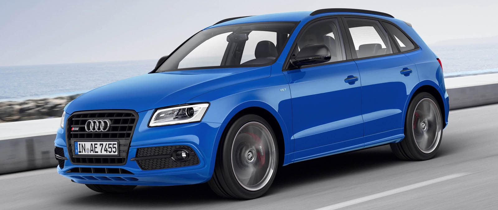 Audi SQ5 TDI plus 3.0 biturbo V6 TDI