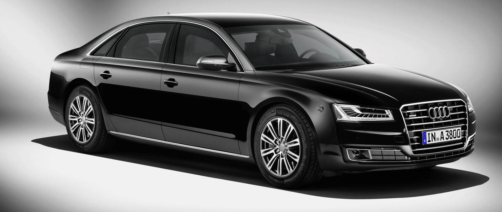 Audi A8 L Security is veiligste Audi