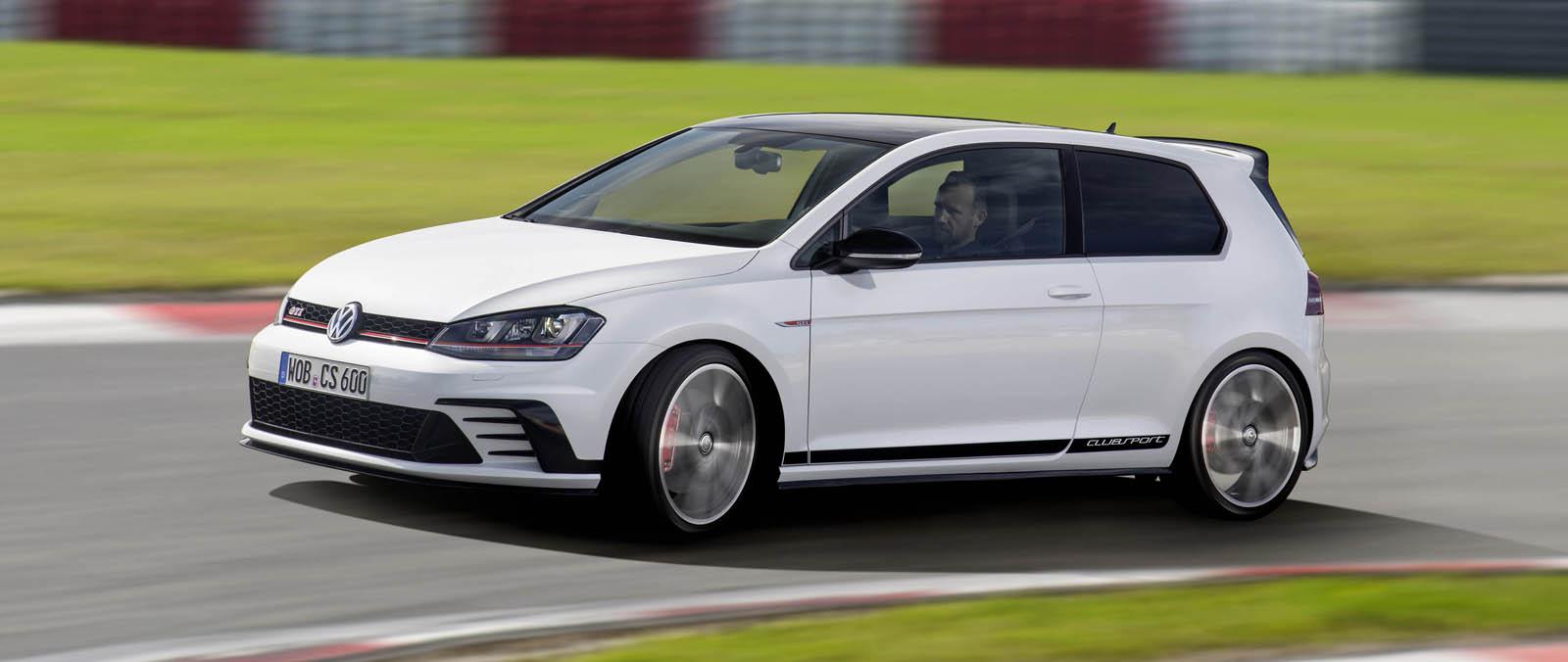 volkswagen 40 jaar Volkswagen viert 40 jaar Golf GTI met krachtigste GTI ooit  volkswagen 40 jaar