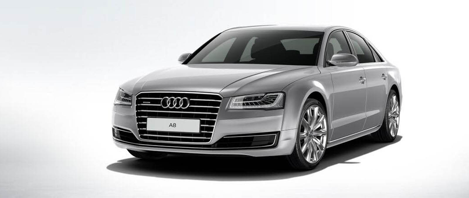 Audi A8 21 Sport Edition is feestnummer
