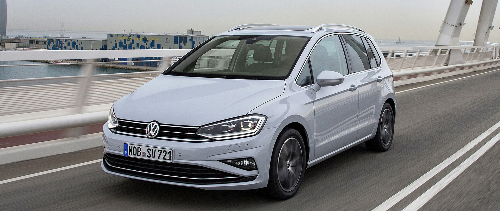 Nieuwe Volkswagen Golf Sportsvan nu in de showroom