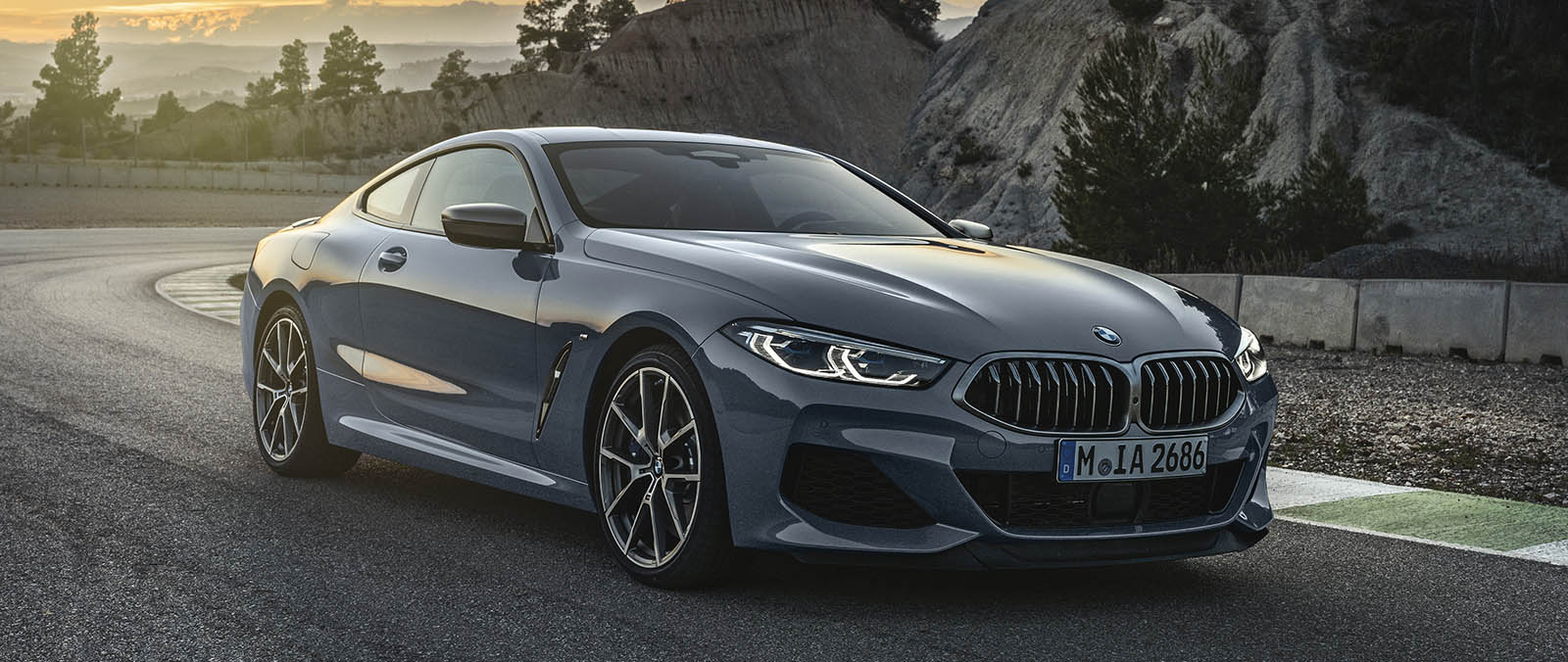 BMW 8 Serie Coupe vanaf € 124.400