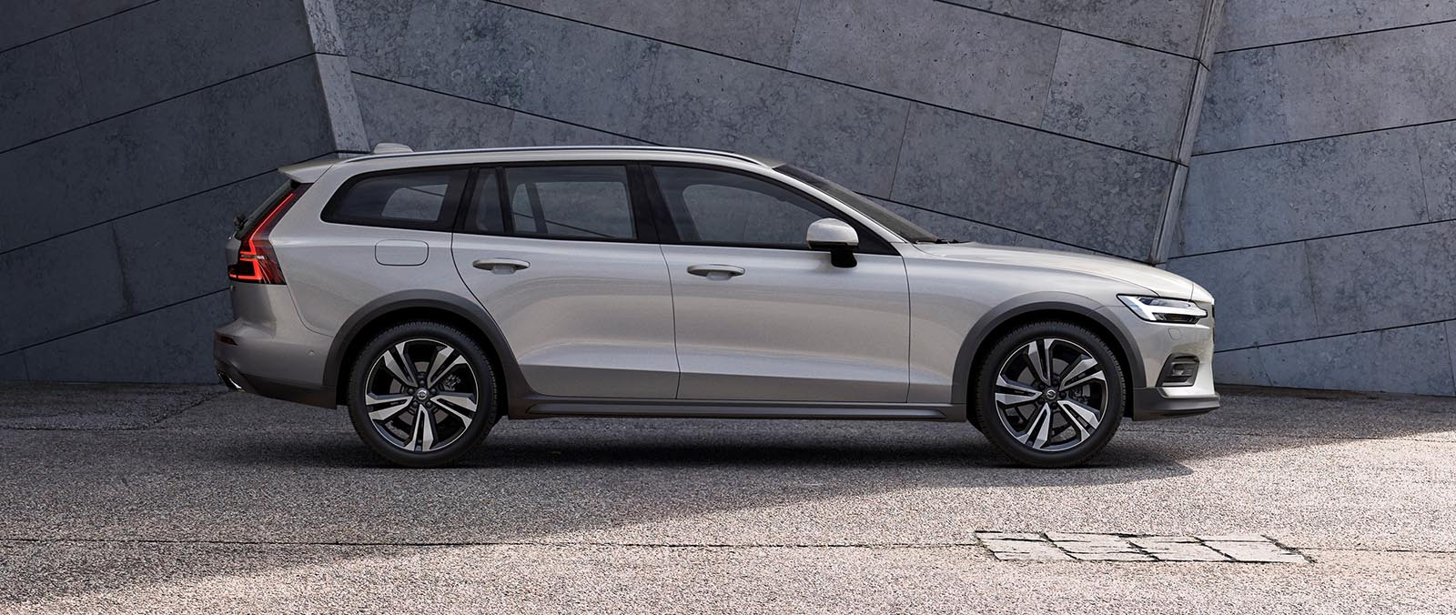 Nieuwe Volvo V60 Cross Country