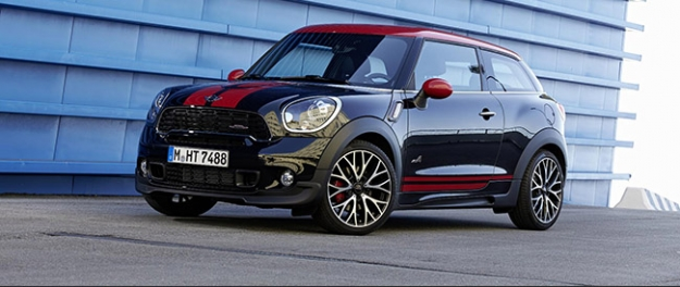 Topper United! MINI John Cooper Works Paceman