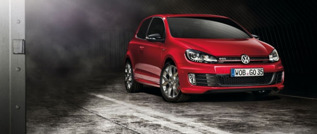 De Golf GTI Edition 35 is cool