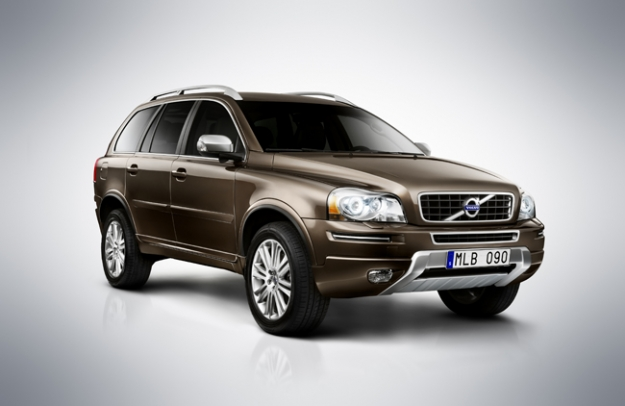 Volvo XC90 2011 upgrade in Frankfurt