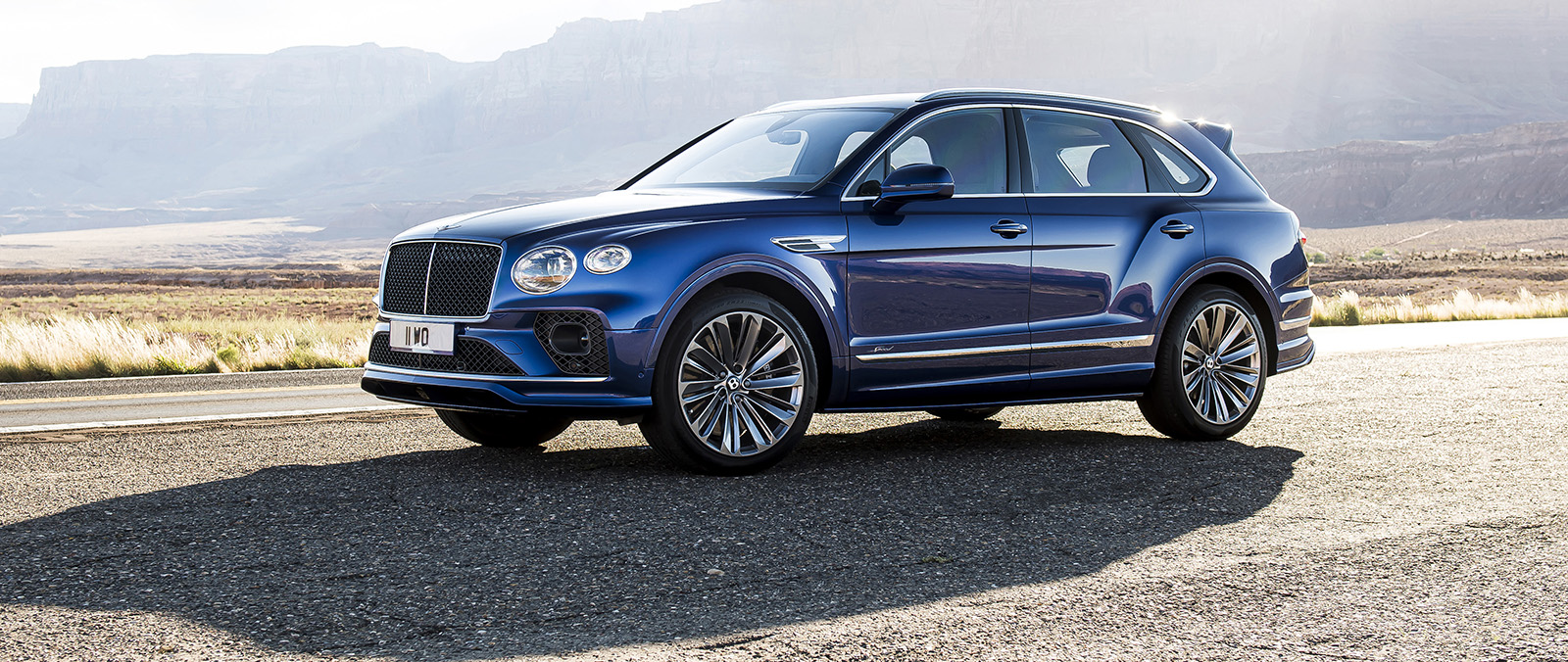 Bentley Bentayga Speed is dikke SUV