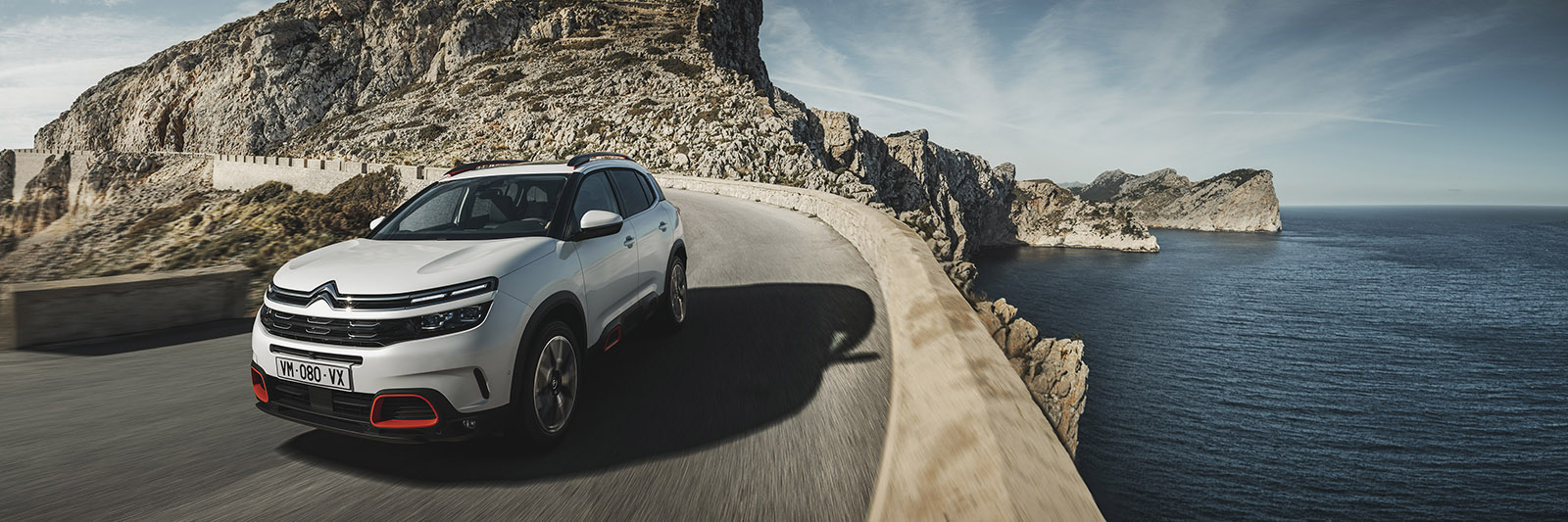 Citroen onthult nieuwe SUV C5 Aircross