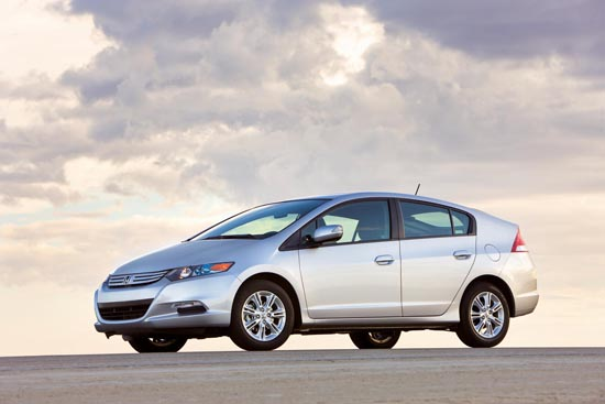 Honda Insight Hybrid | Eerste officiele foto