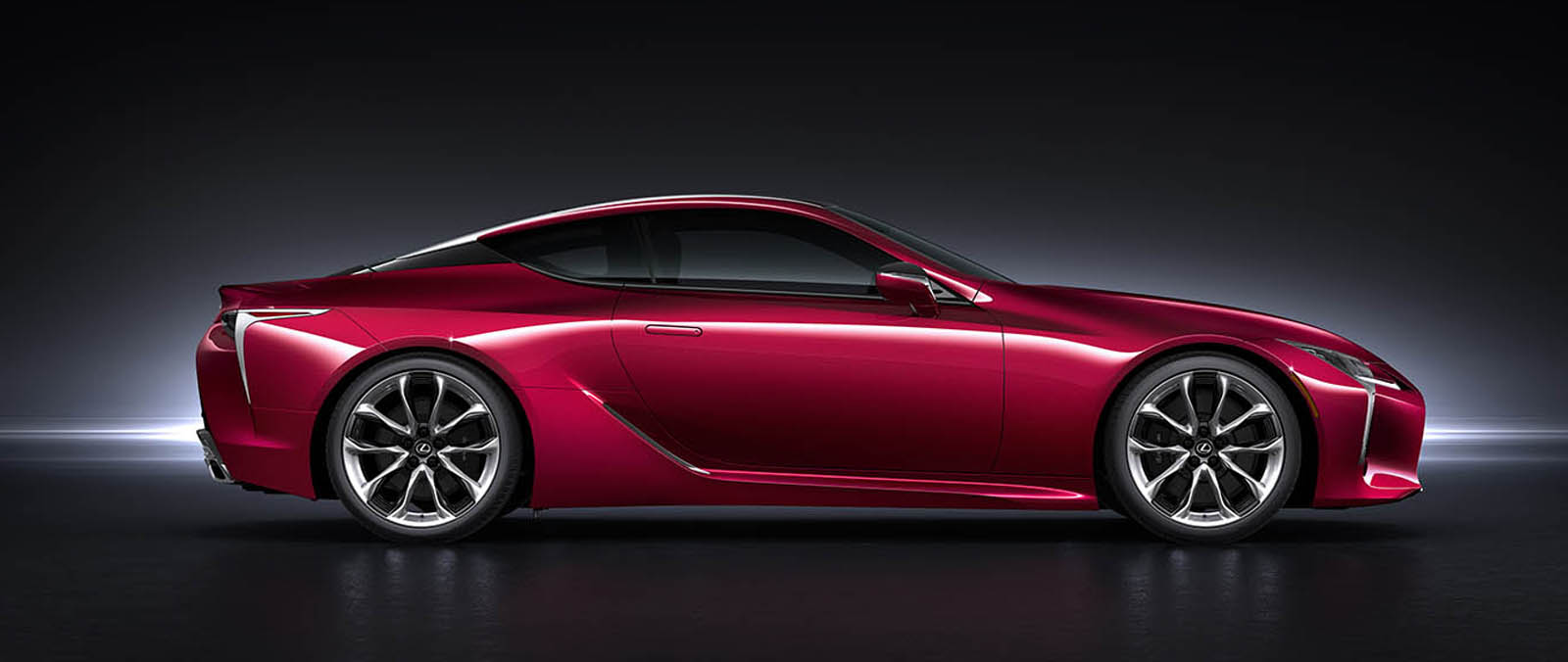 Lexus onthult spectaculaire coupe LC 500