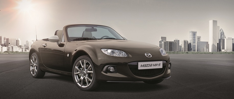 Onthulling nieuwe Mazda MX-5 begin September