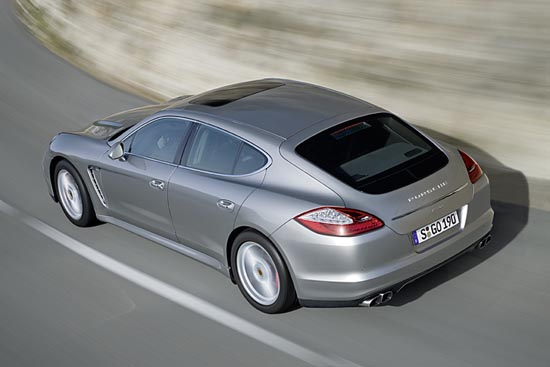 Porsche Panamera | Debut in China