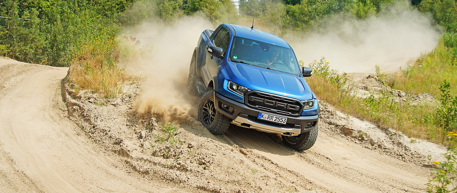 Ford Ranger Raptor ook in Nederland