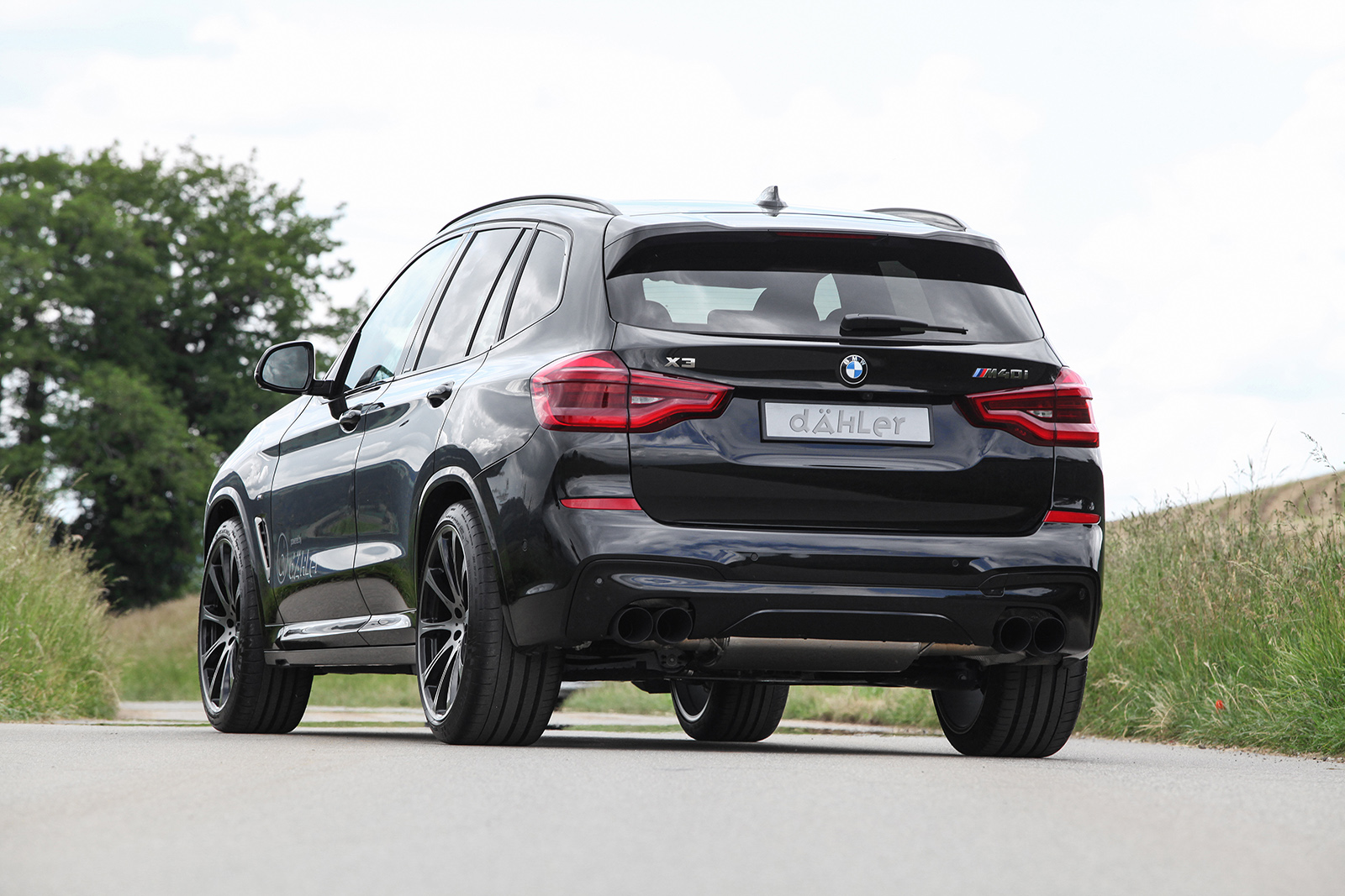 BMW X3 (G01) «dÄHLer competition line»
