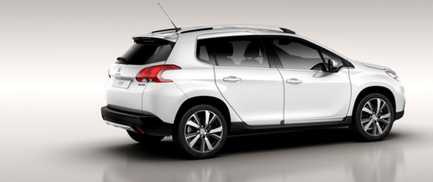 Peugeot 2008 is de nieuwe Urban Crossover