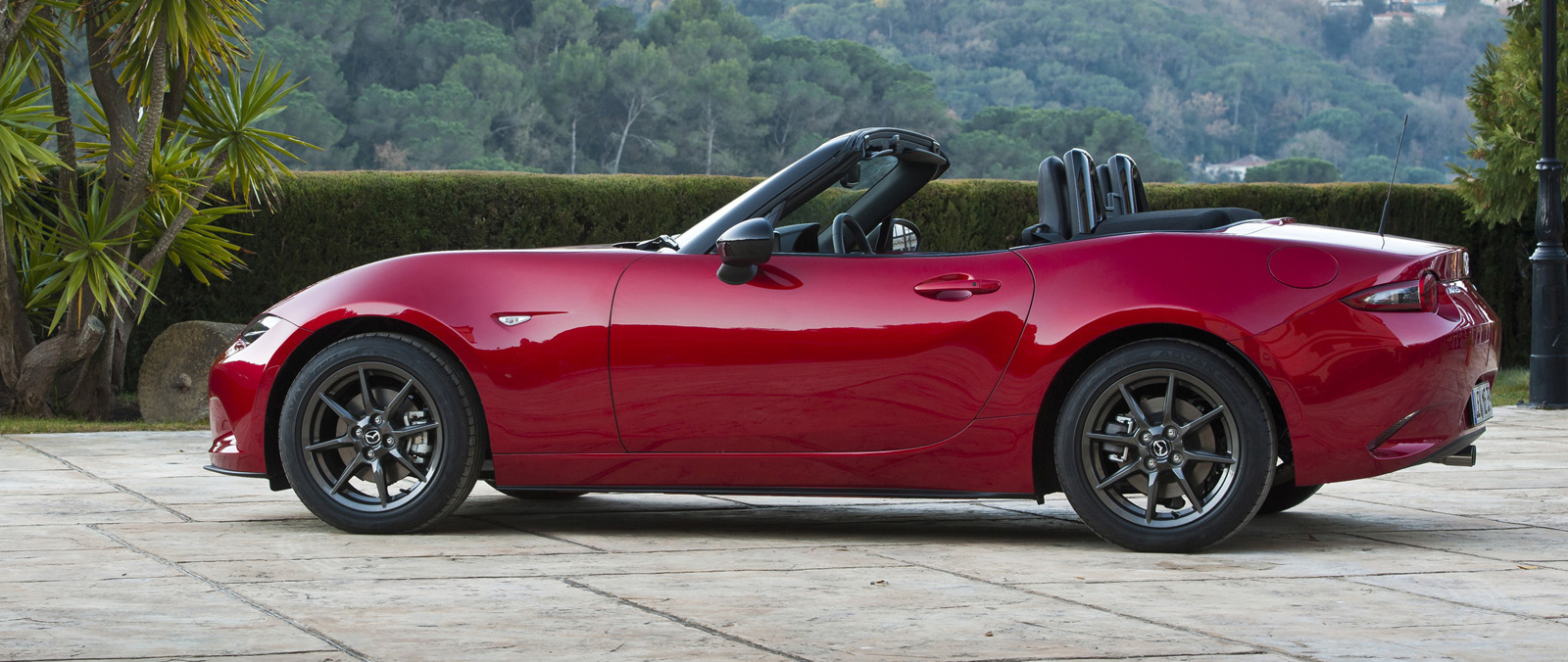 Mazda Mx 5 Nd Is De Open Tweezits Sportauto Mazda