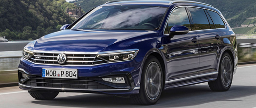 Nieuwe Passat nu in de showroom
