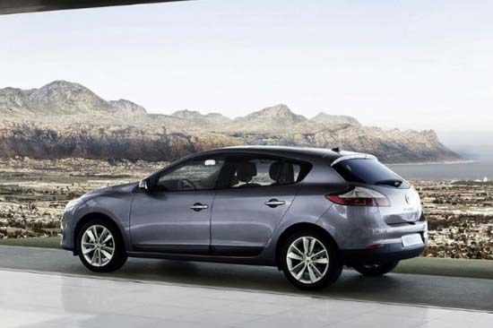 Renault Megane Hatchback Authentique