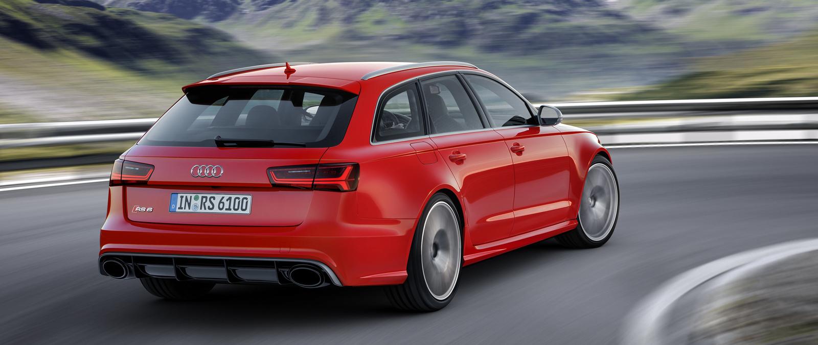 Audi Performance Modellen Voor Rs7 En Rs6