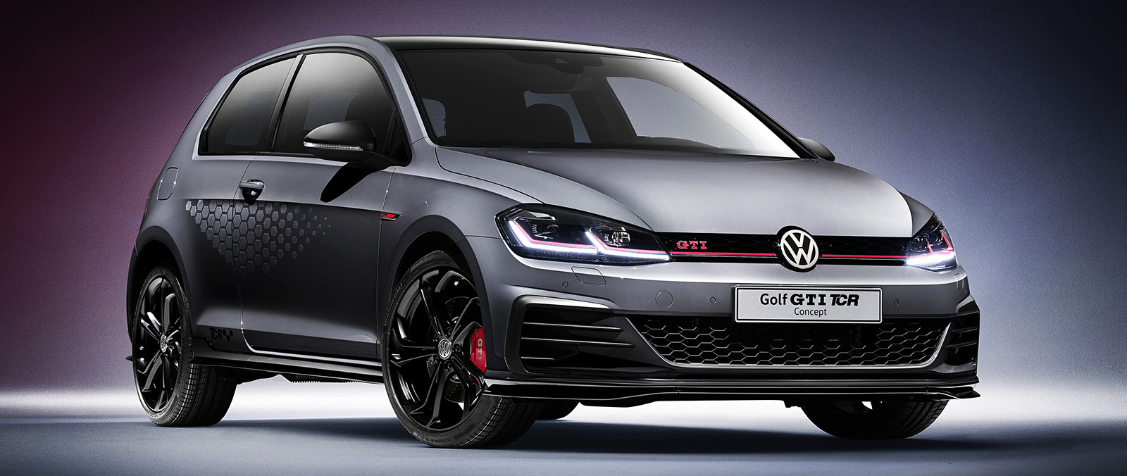 Volkswagen presenteert de Golf GTI TCR