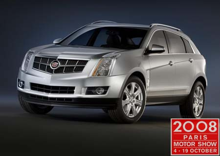 Cadillac SRX - Sneak Preview